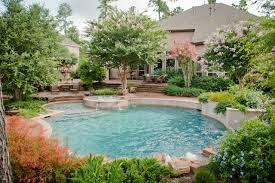 mirror lake designs pools traditional pool houston by