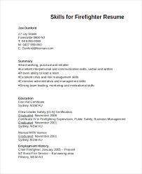 fancy design firefighter resume 11 firefighter resume template cls letterpaper