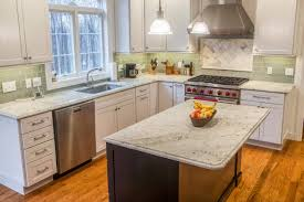 kitchen island butcher block granite countertop kitchen cabinet refacing michigan tiled
