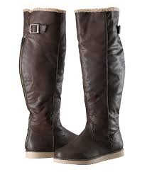 buy boots snapdeal carlton brown knee length boots price in india buy carlton