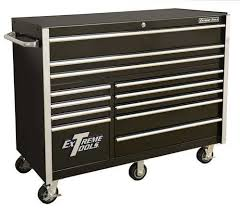 rolling tool storage cabinets extreme tools rx552512rc roller cabinet tool box rollcabs com