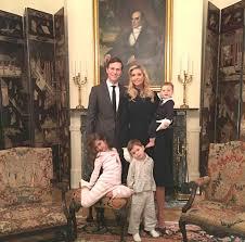 ivanka trump and jared kushner welcome cabinet for shabbat daily