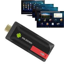 mini tv for android mk809iv rk3188 mini tv dongle hdmi pc 1080p smart tv box