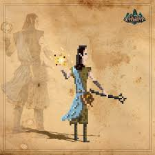 Stonefalls Treasure Map Character Aloth Of The Game Pillars Of Eternity By Obsidian