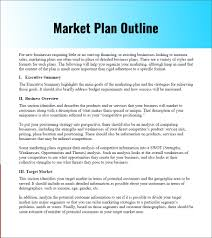 market analysis business plan pdf and market analysis of business plan