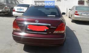 nissan sunny 2004 nissan sunny 2005 model for sale used cars ajman classified
