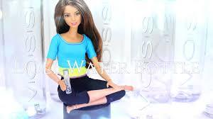 diy how to make doll water bottle voss easy handmade