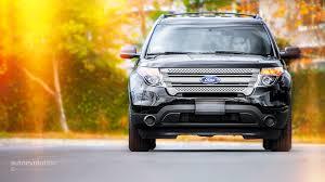 Ford Explorer 2014 - 2014 ford explorer hd wallpapers autoevolution