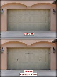 decorative carriage house garage door hardware magnetic