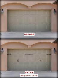 decorative carriage house garage door hardware magnetic