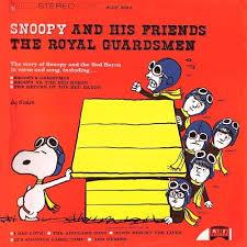 royal guardsmen u2013 story snoopy red baron lyrics