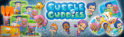 bubble guppies party ideas party supplies toddlers