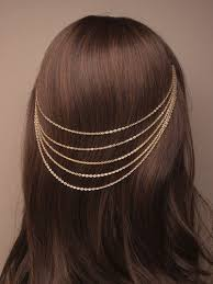 hair jewellery boho festival hair chains hair jewellery chains