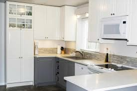 why the little white ikea kitchen is so popular off white kitchen the little white ikea kitchen is so popular