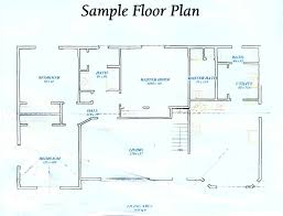 How To Design My Kitchen Floor Plan House Plan Interior Design Your Own House Floor Plans Home