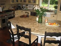 delicatus gold granite antique kitchen island top delicatus gold