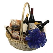 what to put in a wine basket gift baskets chan s wine world