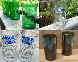 Wine Bottle Planters by How To Make Wine Bottle Planters Just Simply Me