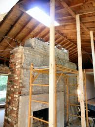 fireplace renovation projects