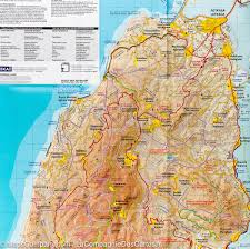 Greece Map Europe by Hiking Map Of Lefkada Island Greece Terrain Cartography