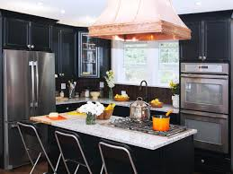 Black Cabinets In Kitchen Kitchen Cabinet Colors And Finishes Hgtv Pictures U0026 Ideas Hgtv