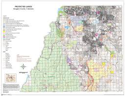 County Map Of Colorado by Standard Map Products Douglas County Government