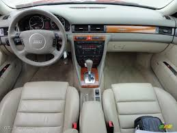 2002 audi a6 2 7 t quattro 2002 audi a6 2 7t quattro sedan beige dashboard photo 49380431