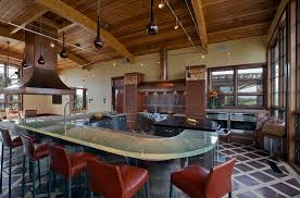glass countertop kitchen 8 kitchen counter options that will make you forget granite