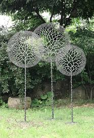 806 best garden images on sculpture garden