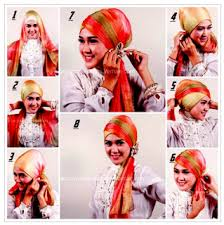 tutorial hijab resmi contoh tutorial hijab pashmina acara formal terbaru tutorial hijab