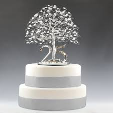 25th anniversary ideas 25th anniversary cake topper gift decoration birthday idea
