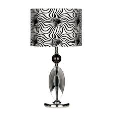 azura crystal table and floor lamps cross vases at zurleys uk