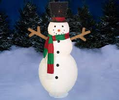 Abominable Snowman Outdoor Christmas Decorations by Outdoor Christmas Decorations Big Lots