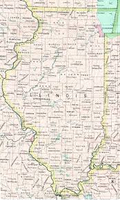 Robinson Illinois Map by Map Of Illinois Cities Counties Illinois State Map Map Of