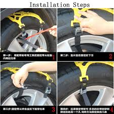 1pcs Auto Mud Tires Trucks Snow Chain For Car Winter Wheels Protection Tyre Chains Automobiles Roadway Safety Accessories Supply 178 Best Roadway Safety Images On Pinterest