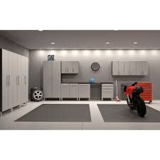 Garage Cabinet Set Ulti Mate Pro 12 Pc Garage Storage System Hayneedle