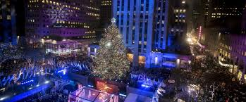christmas tree lighting 2018 can you see yourself in new york next christmas