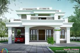 types of home designs sq ft flat roof box type home homes design plans 800 100 modern