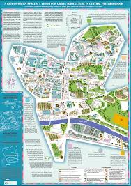 Up Map Edible Map Of Peterborough Dr Mikey Tomkins