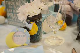 Baby Shower Centerpieces by Moon And Stars Baby Shower Decorations Home Design