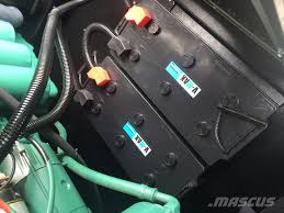 used volvo tad1642ge 654 kva dpx 17711 diesel generators year