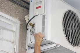 Exterior Central Air Conditioner Cover - heating and air conditioning repair service scam detector
