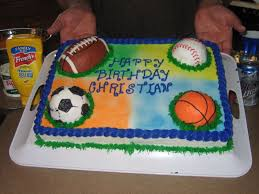 sports cake toppers sports birthday cake sports birthday cake designs sports