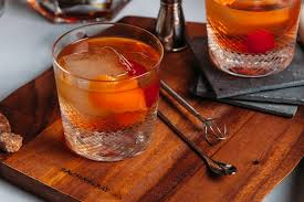 classic old fashioned cocktail cocktail hour rachael ray