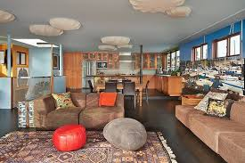 Boat Interior Design Ideas Neat And Modern Houseboat House Displaying A Unique Interior By