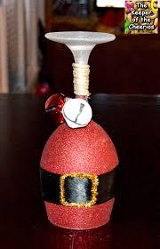 Christmas Wine Christmas Wine Glasses