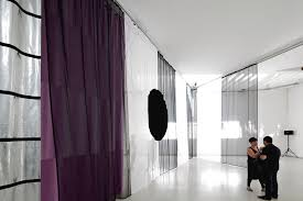 Petra Blaisse Curtains 13th Venice Architecture Biennale Common Ground Archdaily