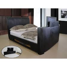 Cheap Leather Bed Frame Cheap Heartlands Sonic Tv Leather Bed Frame For Sale