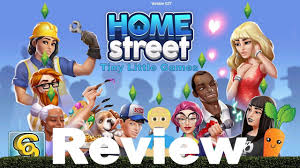 home street android gameplay review simulation game youtube
