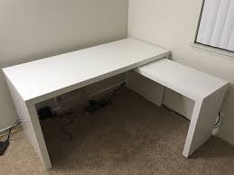 desk with pull out panel ikea malm desk with pull out panel white furniture in mountain
